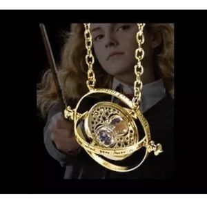 Jewelry - Harry Potter TIME TURNER Hermione Granger necklace